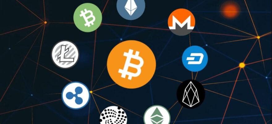bitcoin și altcoins