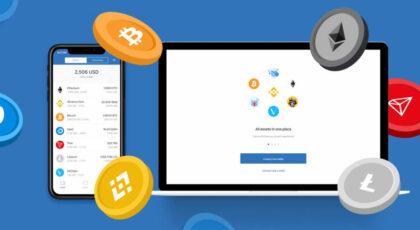 portofel online criptomonede platforma tranzactionare
