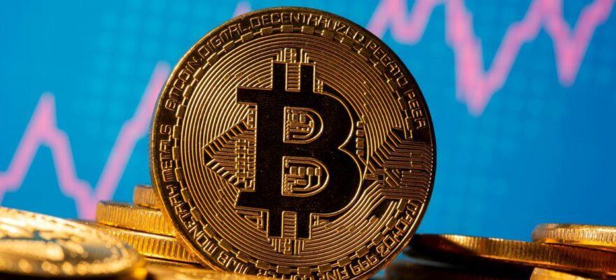 strângerea strategiei bitcoin